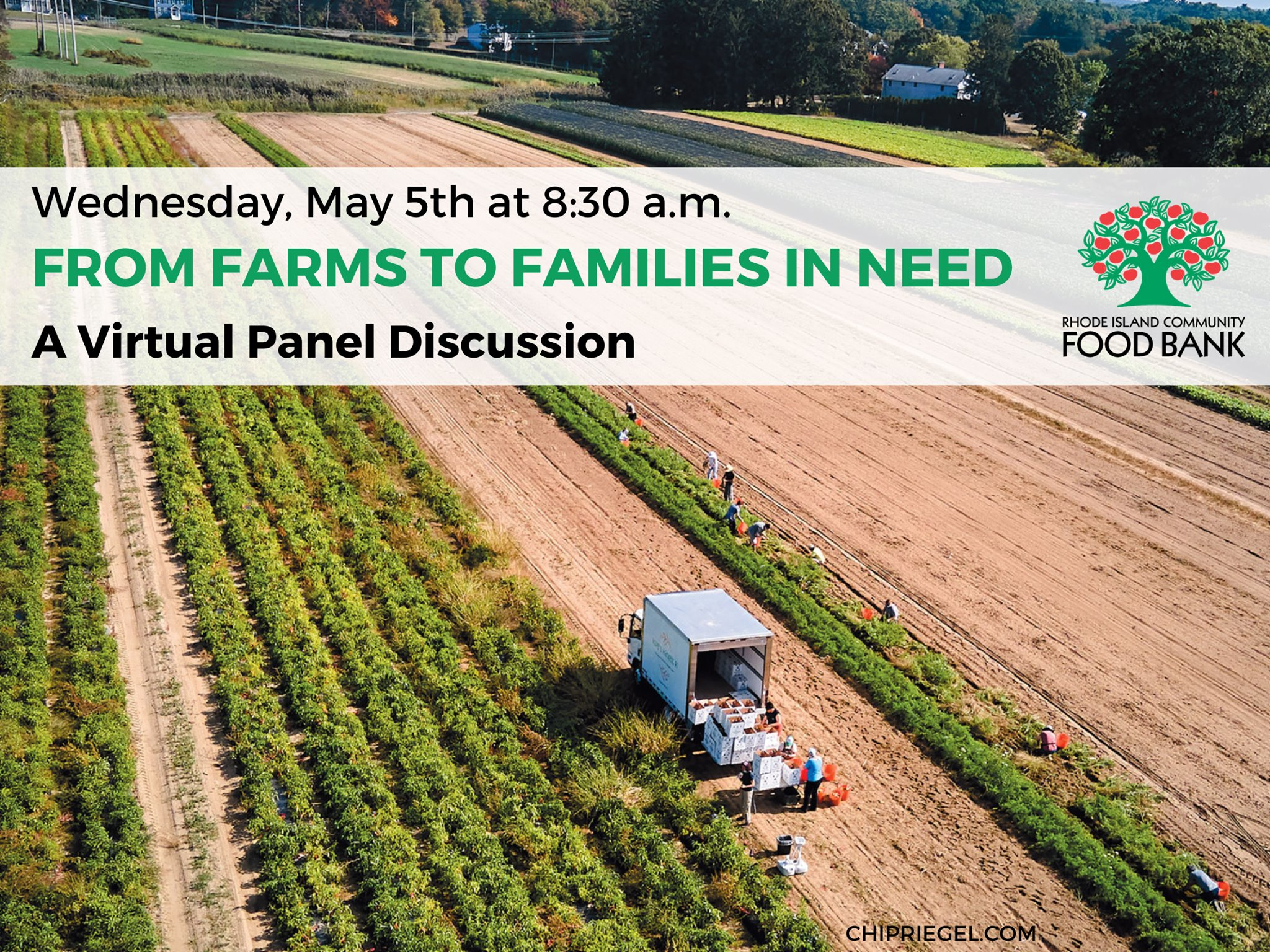 From Farms to Families in Need – A Virtual Panel Discussion